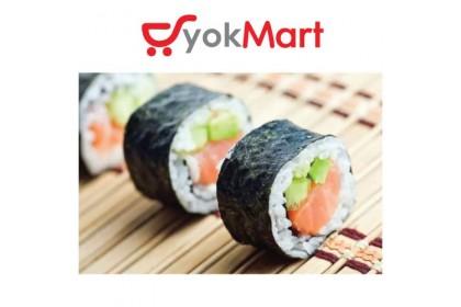 Yaki Sushi Nori Roasted Seaweed 10 sheets