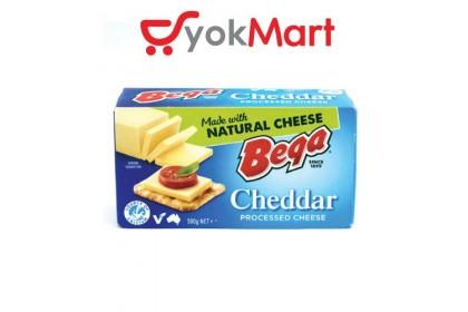 Bega Cheddar Cheese Block 250g