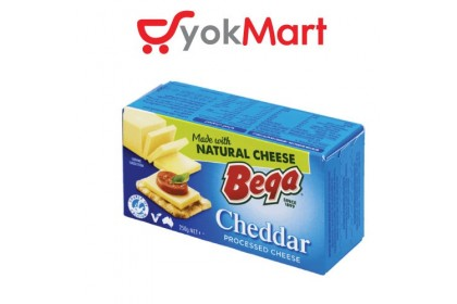 Bega Cheddar Cheese Block 500g
