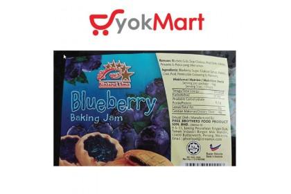 Blueberry Baking Jam 1kg