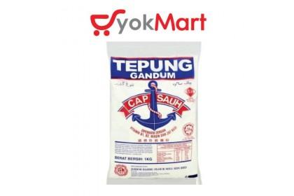 Tepung Gandung Cap Sauh (Wheat Flour) 1Kg