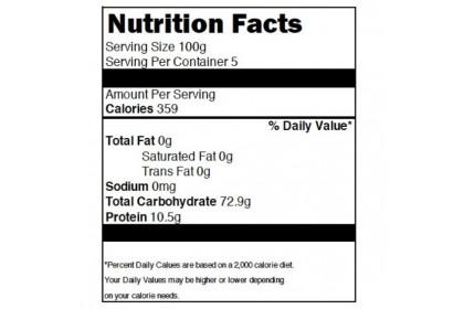 Clean Eating Organic Gluten Free Flour 500g