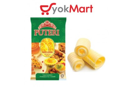 Puteri Marjerin / Margarine 1kg