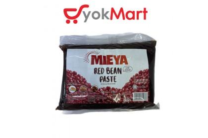 MEIYA Pure Red Bean Paste Less Sugar 1KG